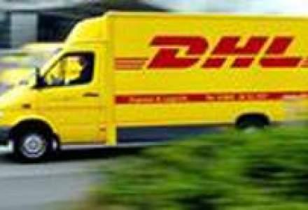 Criza in curierat: DHL da afara 9500 de angajati