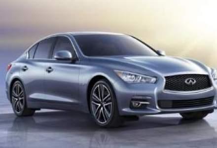 Nissan vrea sa produca un model nou Infiniti in Marea Britanie