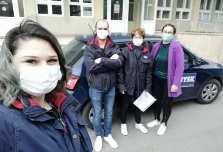 Jysk România: 19 unități medicale au beneficiat de fondul de urgență pentru spitale de 150.000 de lei