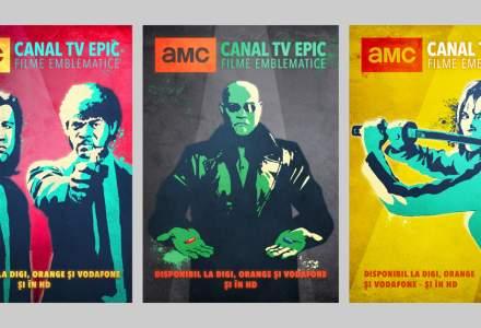 (P) Televiziunea AMC aduce pe micul ecran filme emblematice, în lunile aprilie și mai