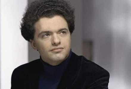 "Pianistul Evgeny Kissin va fi prezent la Festivalul International ""George Enescu"""