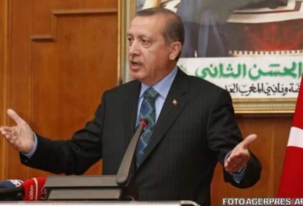 Erdogan critica SUA pentru acuzatiile privind criza egipteana