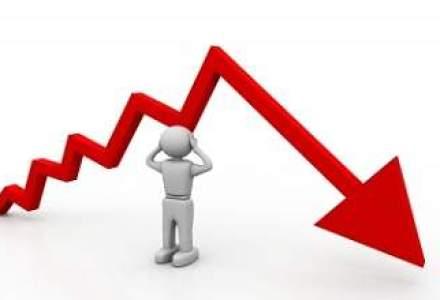 "Bursa termina pe minus. Brokerii spun ca piata mai are o saptamana de ""suferit"""