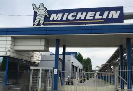 Michelin România a reluat producția în una dintre fabricile sale