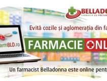 Lanțul de farmacii Belladonna...