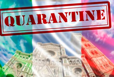 COVID-19   Scade numărul celor infectați în Italia. Noul bilanț: 570 de decese în ultimele 24 de ore