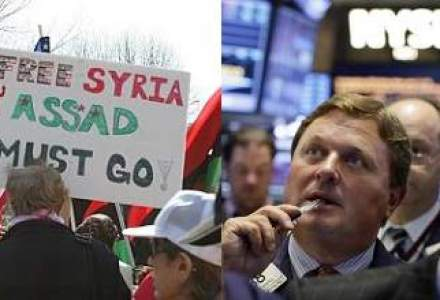 Conflictul din Siria, cauza sau pretextul prabusirii pietelor financiare?