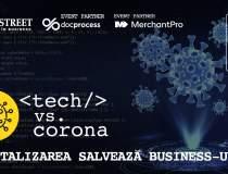 Conferința Tech vs corona:...
