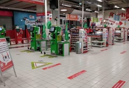 Care va fi programul magazinelor Auchan în perioada Paștelui