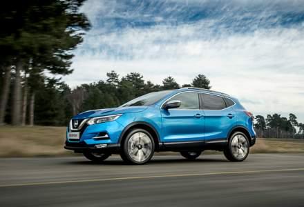 Piaţa auto din România a scăzut cu24%în primul trimestru. Segmentul SUV are cea mai mare pondere în piață