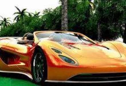 Americanii vor fabrica anul viitor supercar-ul Scorpion pe hidrogen