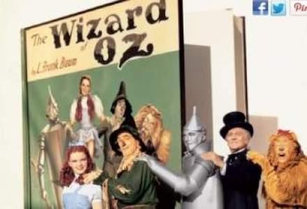 "Warner Bros investeste 25 mil. $ in marketing pentru 75 ani de la lansarea ""Vrajitorul din Oz"""