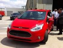 Ford intrerupe productia la...