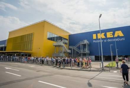 IKEA România suplimentează din fonduri proprii veniturile angajaților aflați în șomaj tehnic; aceștia vor încasa 90% din salariu