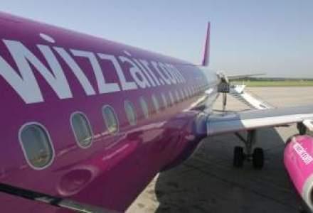 Wizz Air reduce cu 20% tarifele pe 4 septembrie