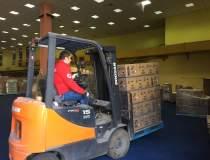 Domestos donează produse în...