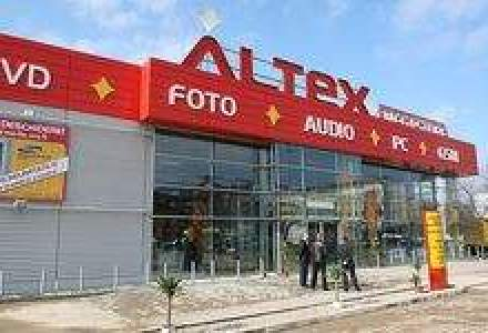 Al doilea magazin Altex din Craiova, investitie de 500.000 euro