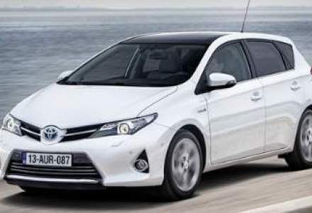 Toyota recheama in service 369.000 de vehicule la nivel mondial