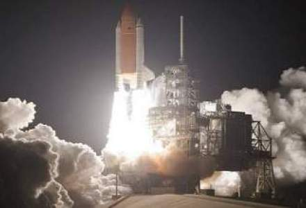 NASA a lansat o sonda spatiala care va studia atmosfera Lunii