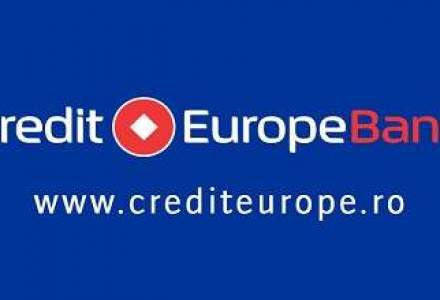 Credit Europe Bank isi majoreaza capitalul social