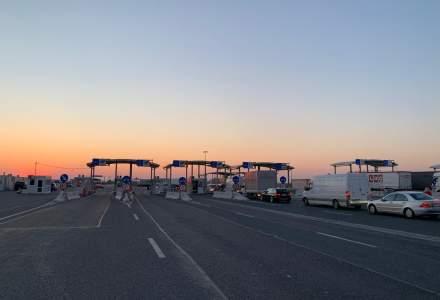Poliţia de Frontieră: Trafic redus cu peste 90% în punctele de trecere a frontierei în perioada Sărbătorilor Pascale