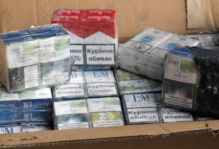 Studiu: Unu din trei români ar cumpăra produse de contrabandă
