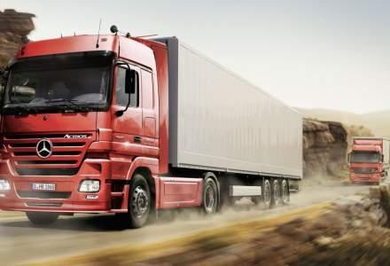 Volvo şi Daimler vor să producă şi să vândă pile de combustie