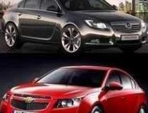 Opel Insignia si Chevrolet...
