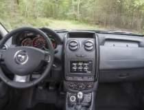 Dacia a dezvaluit interiorul...