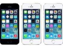 Apple a lansat iPhone 5S si...