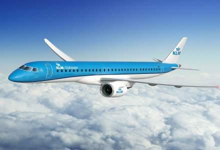 COVID-19   KLM operează 10% din numărul obișnuit de zboruri