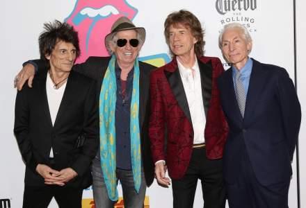 """Rolling Stones lansează din izolare o nouă piesă, """"Living in a Ghost Town"""""""