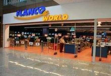 Flamingo a deschis un nou magazin Flanco World, cu o investitie de 400.000 euro