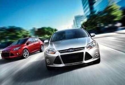 Producatorul de automobile Ford asteapta profit pe piata europeana in urmatorii doi ani