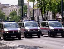 Poliția din Viena a înăbușit...