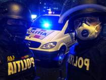 Poliția a oprit o petrecere...