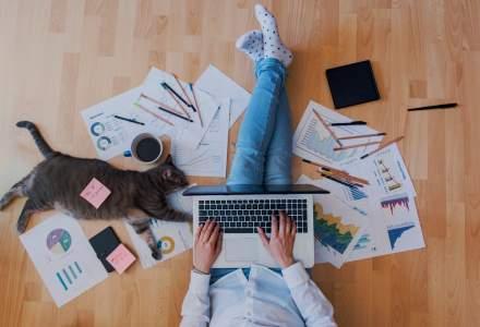 Profită de munca de acasă: 10 idei care te ajută să te dezvolți când muncești de acasă