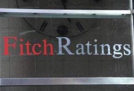 """Fitch a confirmat ratingul Romaniei la nivelul """"BBB-"""", cu perspectiva stabila"""