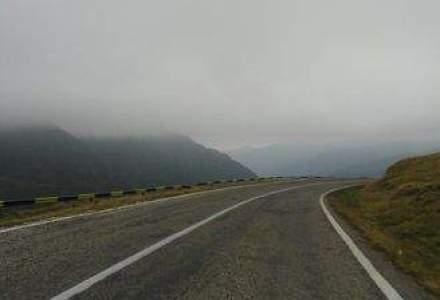 CNADNR reziliaza contractul cu Romstrade, care nu a incheiat lucrarile la Transalpina