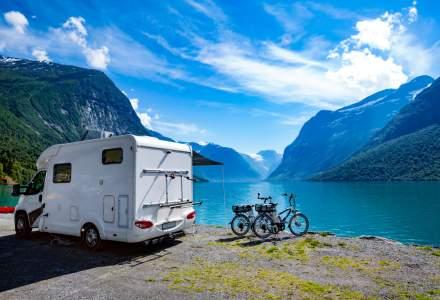 Excursiile cu cortul sau în rulote ar putea fi un nou trend