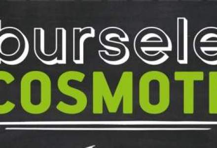 Cosmote ofera cinci burse pentru studentii din primul an de facultate
