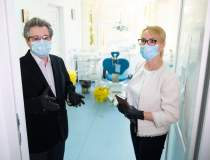 Patru cabinete stomatologice...
