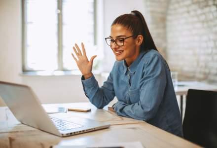 """Nouă eră în recrutare: cinci idei care te ajută să te """"vinzi"""" într-un interviu video de angajare"""