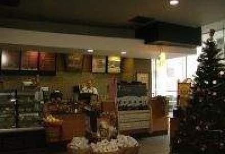 Starbucks deschide inca o cafenea in Capitala