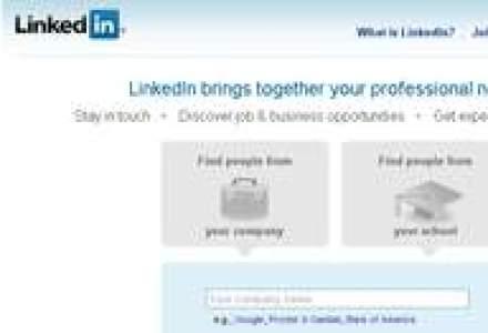 Cum profita retelele sociale de profesii de pe urma crizei financiare