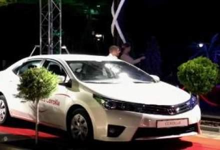 Toyota a lansat in Romania noua generatie Corolla