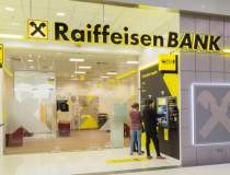 Raiffeisen Bank dă credite...