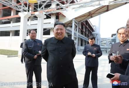 Kim Jong-un a reapărut după o absență de aproape 3 săptămâni