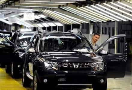 Dacia repornește producția de autoturisme la Mioveni