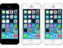 iPhone 5S a inceput deja sa...